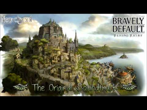 Bravely Default - Flying Fairy OST - 39 Land of Immortality
