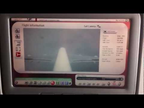 Inside Emirates Airbus A380-800 (Dubai - Beijing)