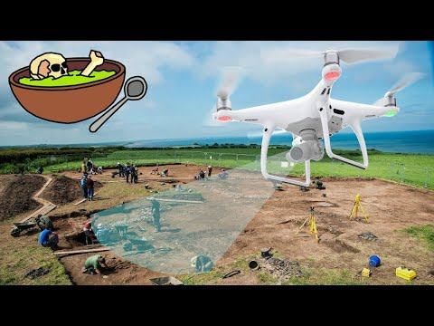 Aspects Of Archaeology: Drones