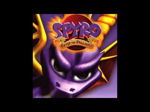 Spyro 4: Enter the Dragonfly [HQ] Complete Soundtrack + Unused Tracks