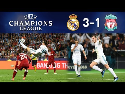 REAL MADRID 3-1 LIVERPOOL - BEST CHAMPIONS LEAGUE GOAL EVER?!