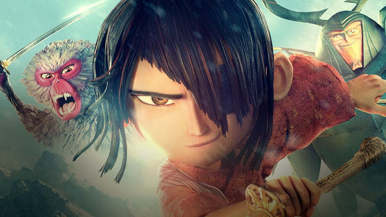 Kubo And The Two Strings Charlize Theron And Matthew Mcconaughey