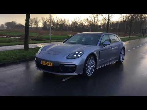 Новое поколение Porsche Panamera SE Hybrid