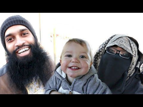 American Kid Reacts To Ghetto Muslim Family