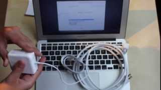 Unboxing & Overview: Apple Certified Refurbish MacBook Air 11-Inch Mid 2013