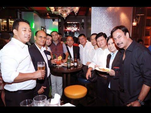 INFA Farewall Party HK