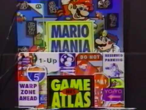 Nintendo Demonstrator Nov 91' [VHS Rip]