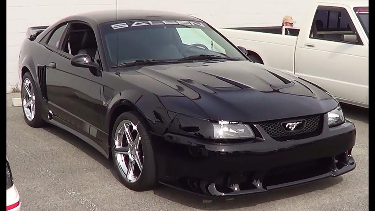 2004 Saleen Mustang 357 Youtube