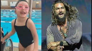 AQUAMAN TO THE RESCUE? Madi's superpowers can't be denied