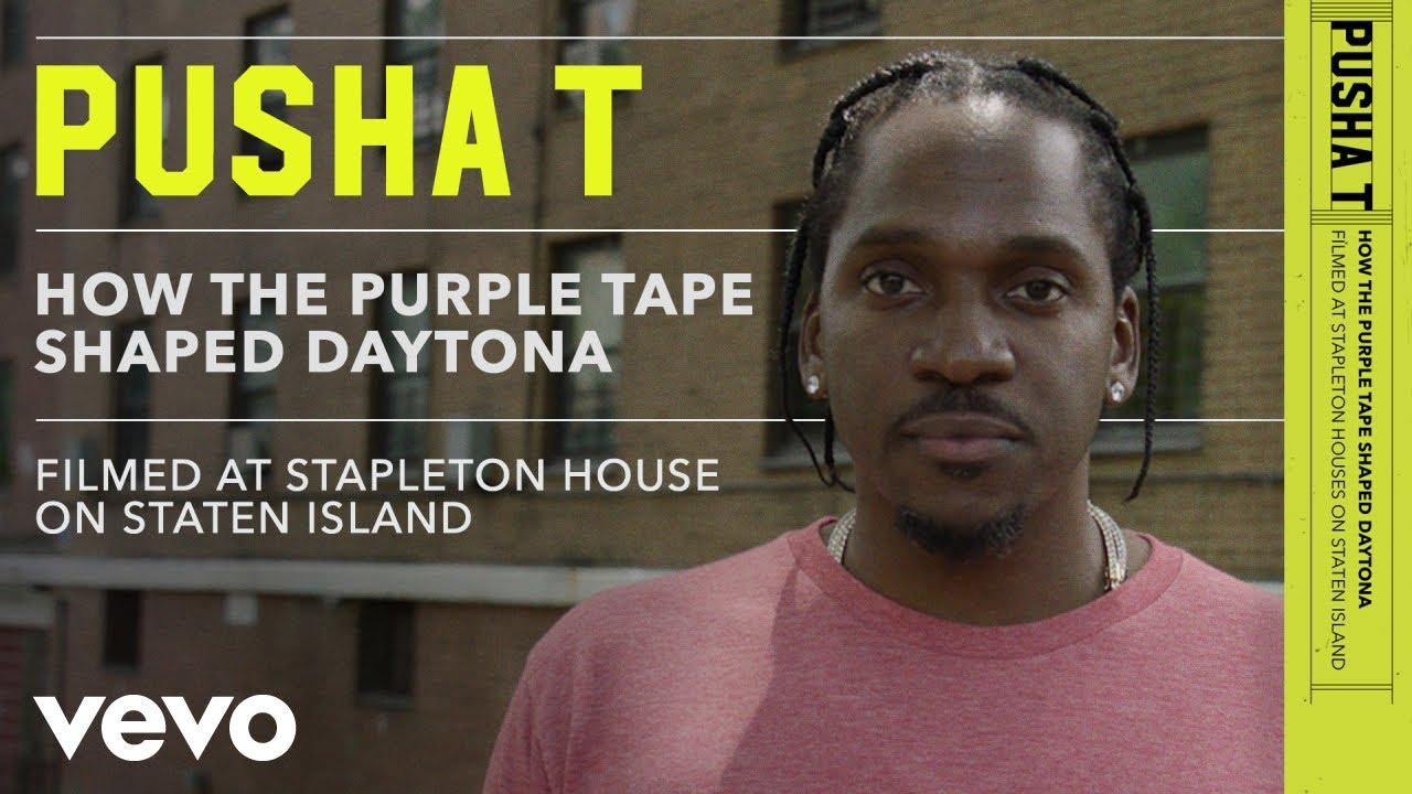Pusha T - How The Purple Tape Shaped Daytona | Interview
