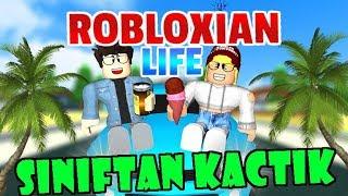 İNGİLİZCE SINIFINDAN KAÇTIK / ROBLOX Robloxian Life / Roleplay
