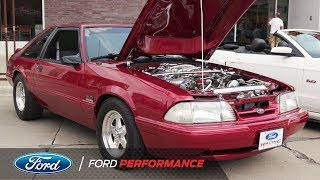 2018 Woodward Dream Cruise - 1993 Ford Mustang LX | Ford Performance