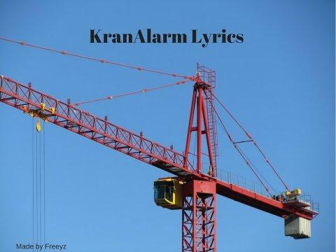KranAlarm Lyrics