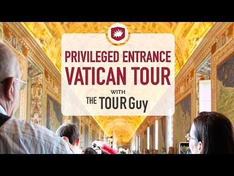 The Best Way to Visit the Vatican