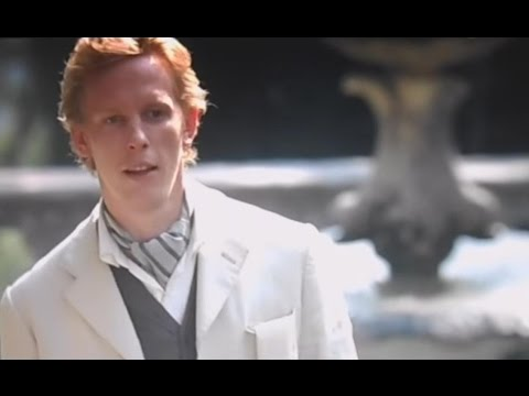Laurence Fox Playing Cecil Vyse In Room With A View ITV 2007