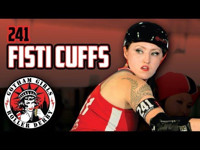 Fisti Cuffs - 2011 Interview - Gotham Girls Roller Derby