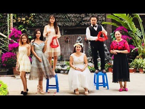 Hài Tết 2019 Mới Nhất || Sốc Vợ 72 Lấy Chồng 27| Phim Hài 2019 Cười Vỡ Bụng