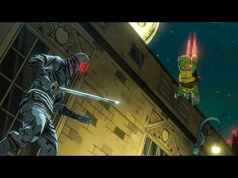Teenage Mutant Ninja Turtles: Mutants in Manhattan - PS3 Gameplay First Look Preview (HD)
