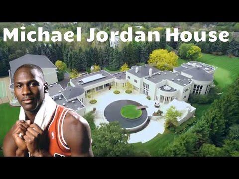 Michael Jordan House 2018 - Michael Jordan Net Worth