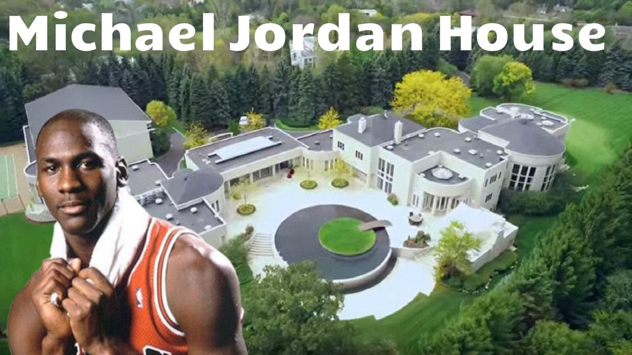 michael jordan house 2018 michael jordan net worth youtube