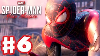 Chasing Down The Tinkerer! - Spider-Man: Miles Morales - PS5 Gameplay Walkthrough Part 6 (PS5 4K)