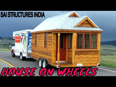 PRE FAB HOUSE ON WHEELSMOVABLEPORTABLE CABINMANUFACTURER