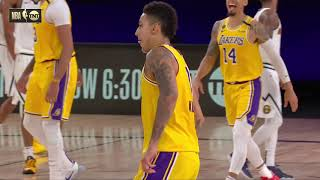 Los Angeles Lakers vs Denver Nuggets | August 10, 2020