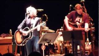 "Lucinda Williams & Amos Lee LIVE in NYC ""Little Angel, Little Brother"" Beacon Theater"