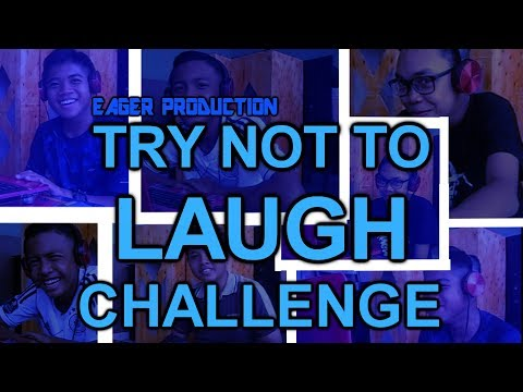Try Not To Laugh Challenge | Eager Production