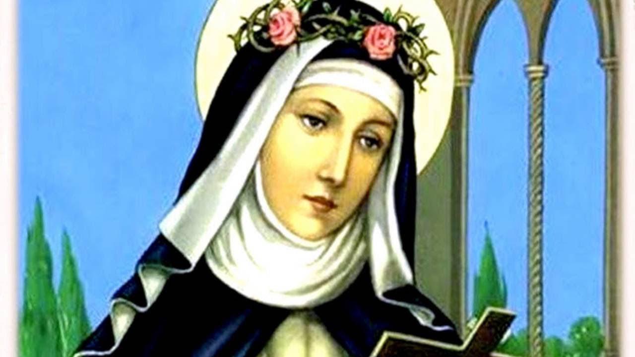 Saint of the Day - August 23 - St Rose De Lima - Episode ...