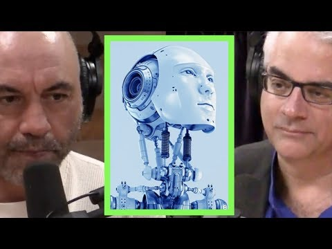 Joe Rogan Talks Artificial Intelligence with a Yale Professo
