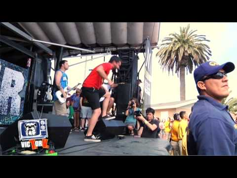A DAY TO REMEMBER The Plot To Bomb The Panhandle  from Warped 09