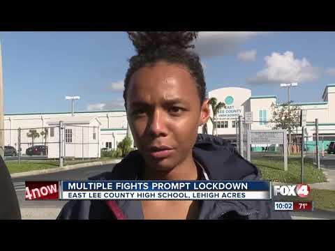 Multiple arrests at Lehigh Acres high school
