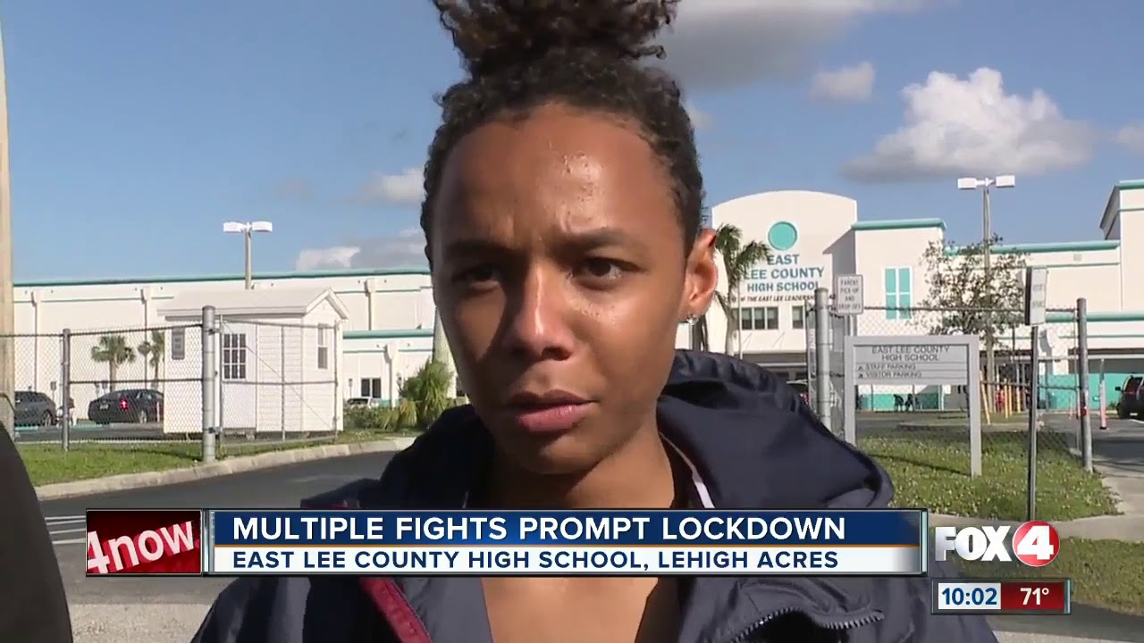 Multiple Arrests At Lehigh Acres High School