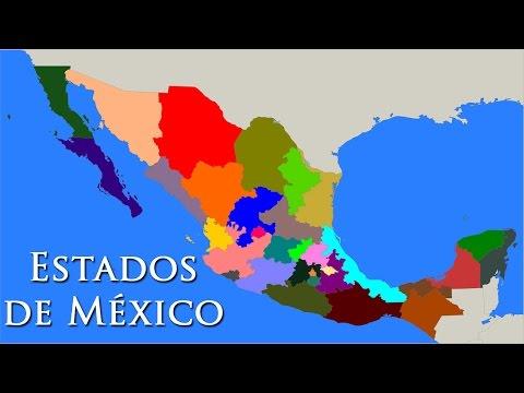 ¿Cuáles son los 32 Estados de México y sus capitales? [Especial]