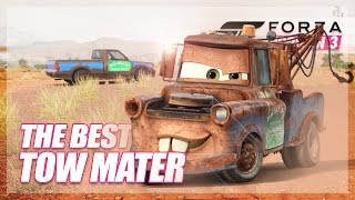 Forza Horizon 3 - Who is the Best Tow Mater? (Backwards Driving Challenge)