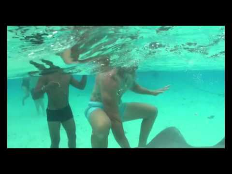 Bora Bora Underwater Video