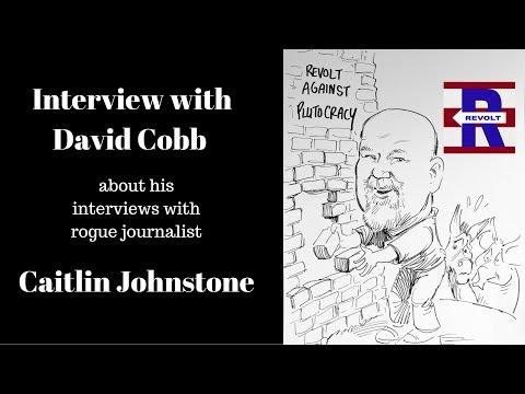 David Cobb Interview about leftist critics