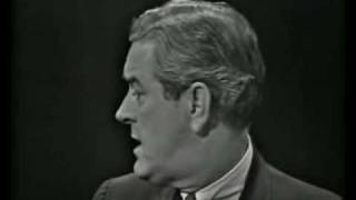 Governor Connally Speaks Emotionally About JFK Assassination  And Dismisses MBT - NBC Video