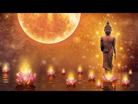 Positive Energy Buddhist Meditation Music, Full Body Detox Chakra Aura Cleanse