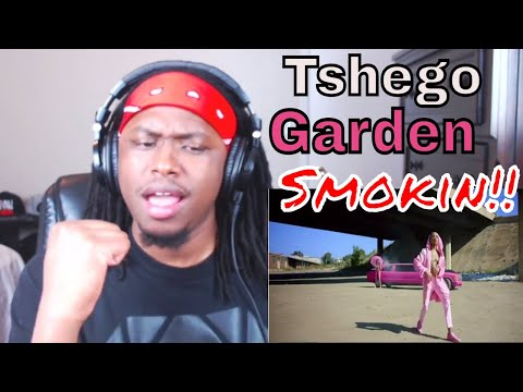 Tshego - Garden  - Reaction