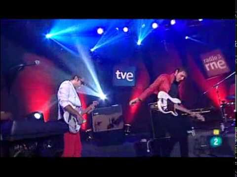 Varry Brava en los conciertos de Radio 3