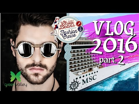 Chilli Beans Fashion Cruise 2016 #Part 2 | VLOG | Rafaela
