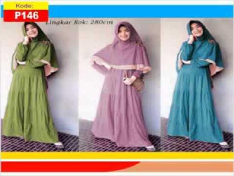 baju jubah muslimah terkini