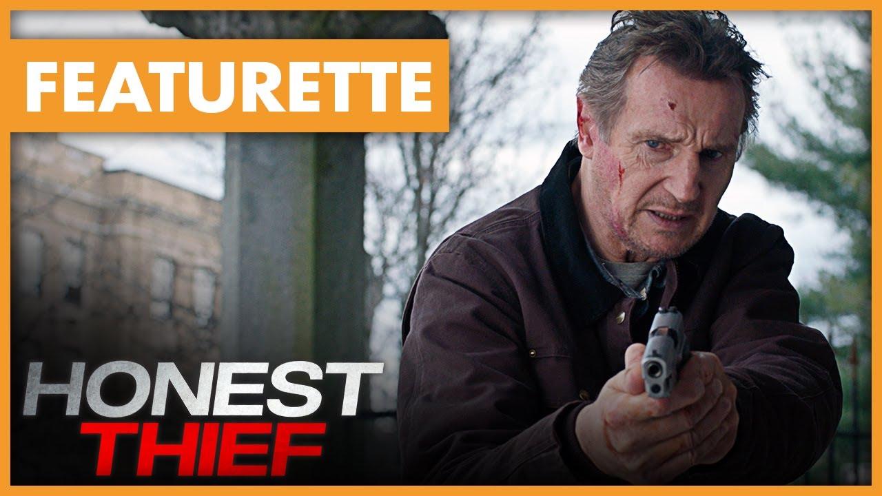 Honest Thief featurette (2020) | 8 oktober in de bioscoop