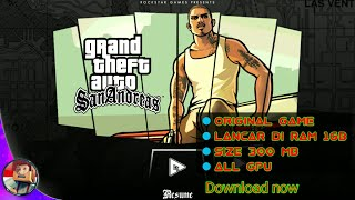 GTA SA  LITE Android Original Game