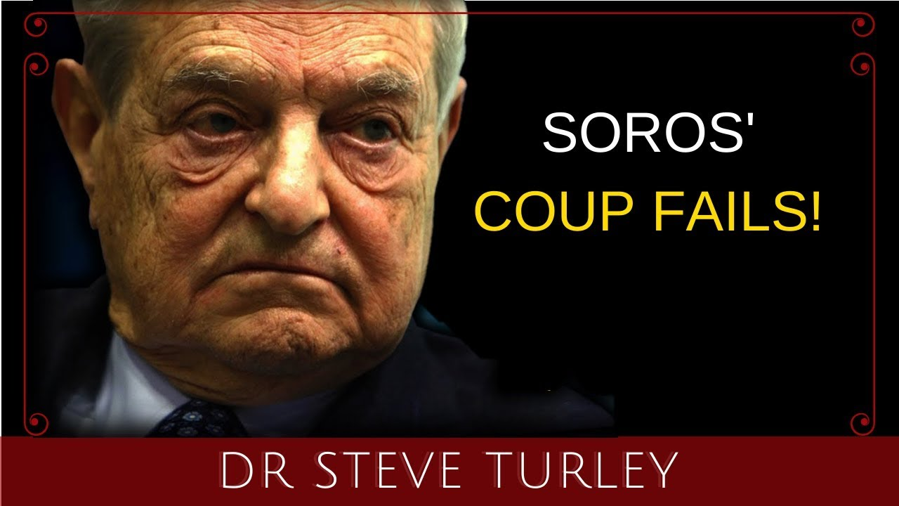 GEORGE SOROS is Behind the 'Whistleblower' and FAILED Impeachment Hearings!!! Dr Steve Turley