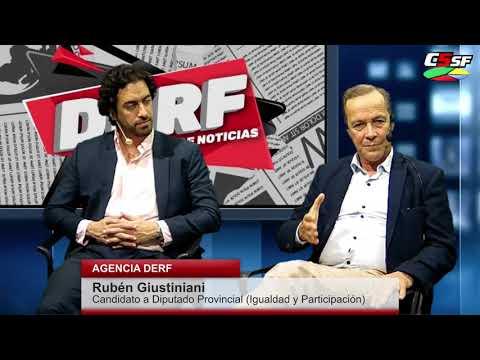 Giustiniani: Demostramos un trabajo consecuente con las necesidades populares