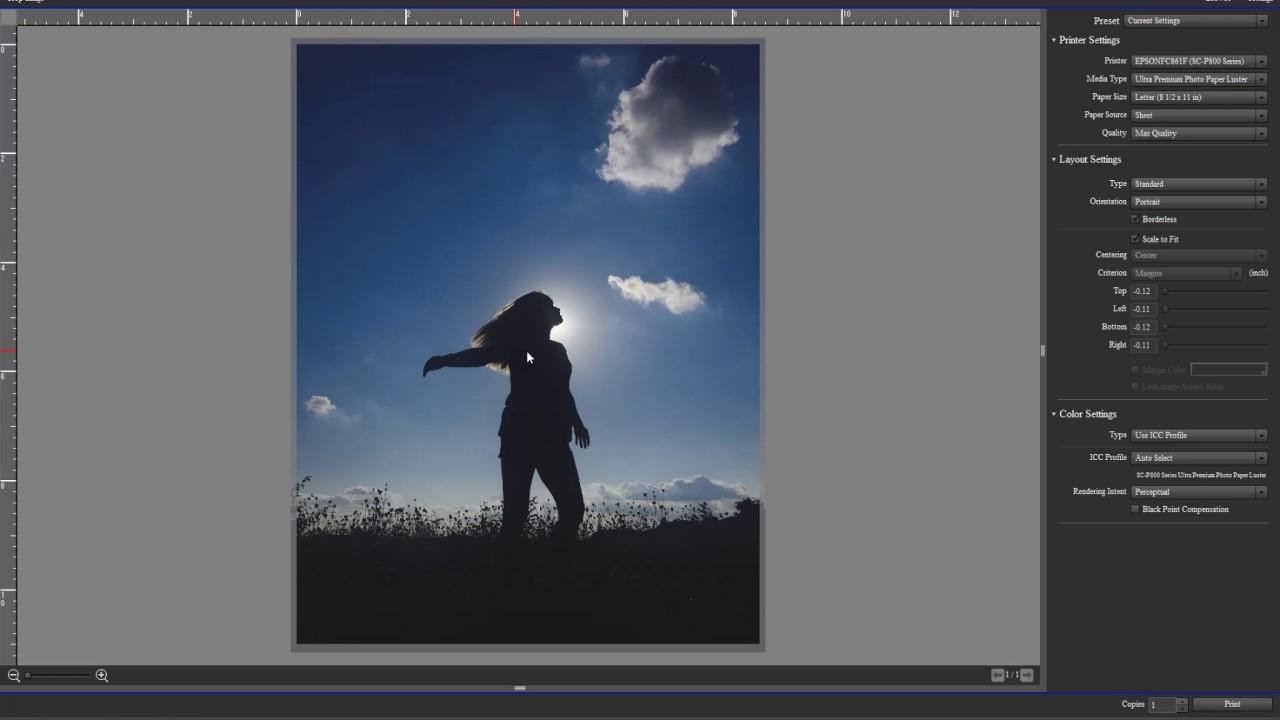 epson easy photo printing software