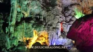Động Thiên Cung - Hạ Long